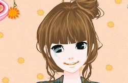 Autumn Girls Make Up Edit…