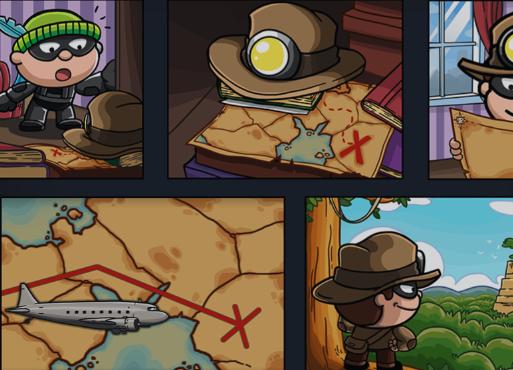 Bob the Robber 5: Temple Adventure