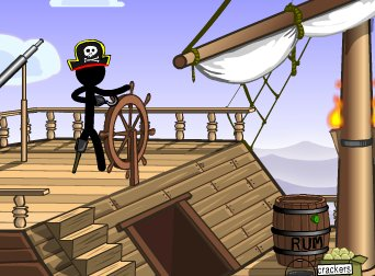 Causality Pirate Ship
