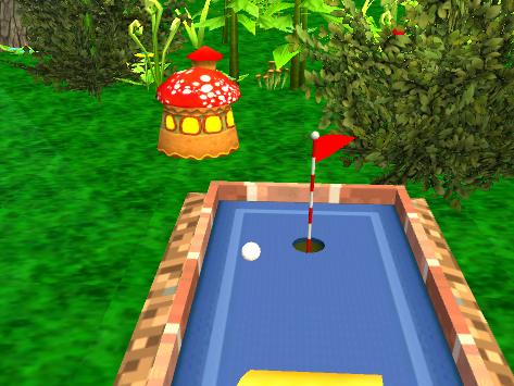 Mini Golf: Jurassic