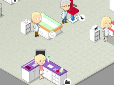 Hospital Frenzy 4