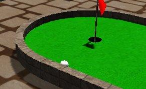 Mini Golf Cube World