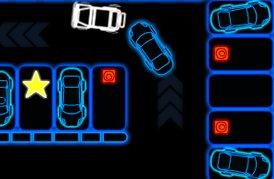 Neon Truck Parking